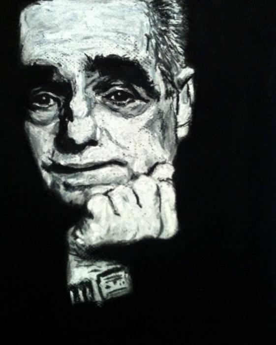 Martin Scorsese por maximuslevrai